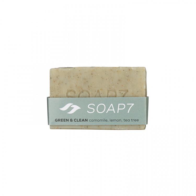 Green & Clean (Soap 7)