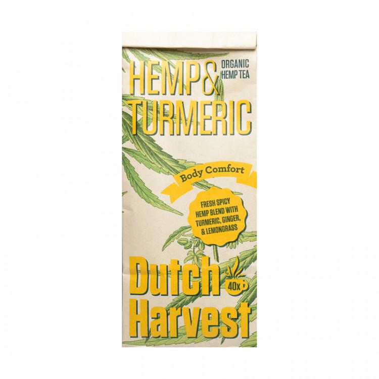 Dutch Harvest - Hemp & Turmeric