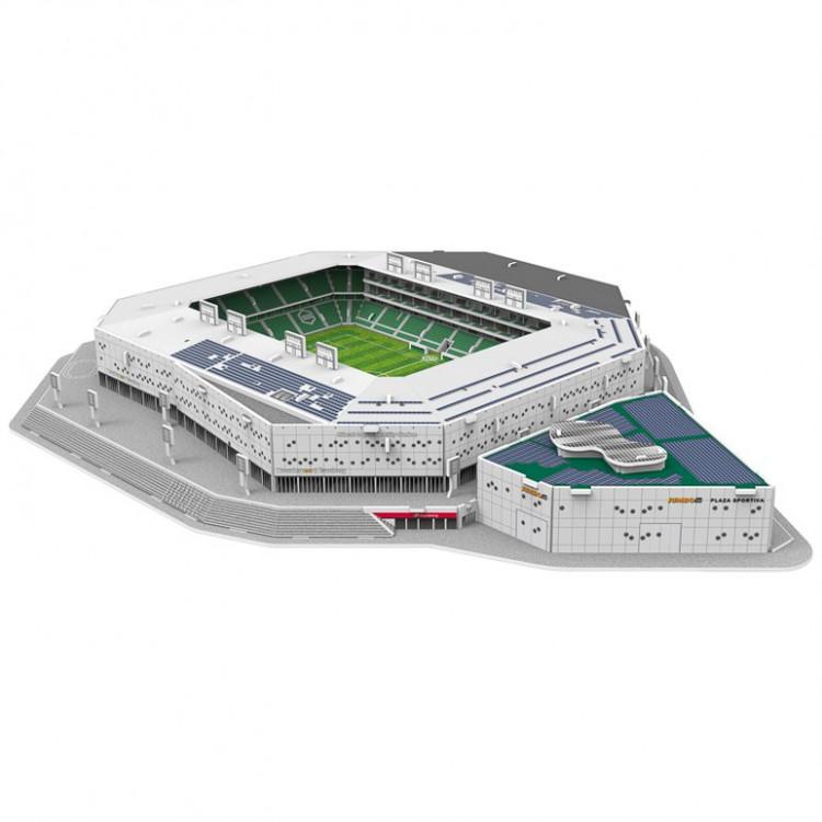 3D puzzel stadion FC Groningen