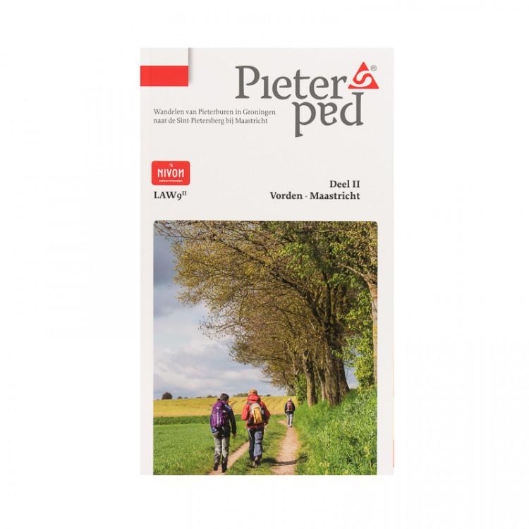 Routeboek Pieterpad deel 2