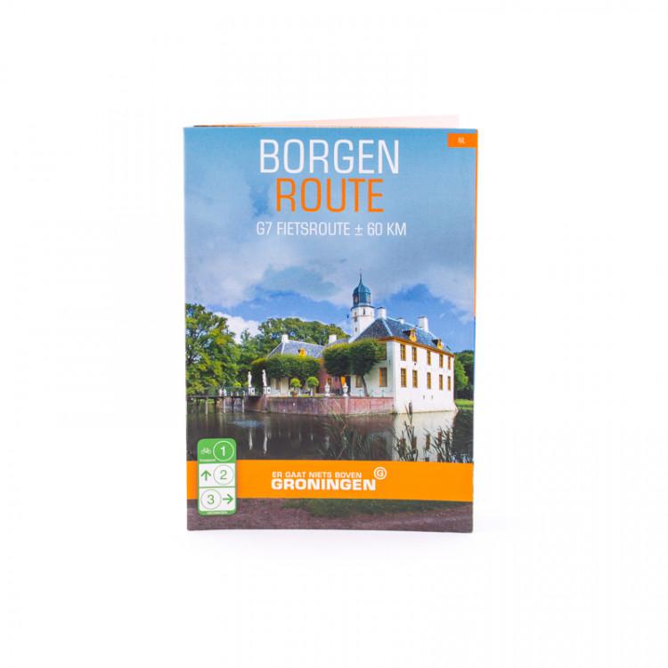 G7 Borgen Route