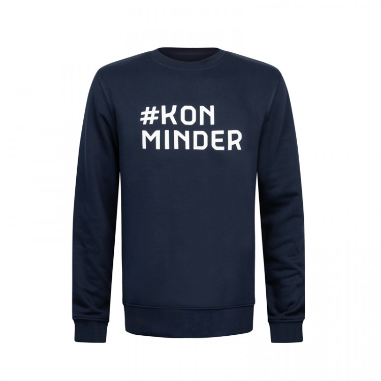 """Sweater """"#Kon minder"""""""