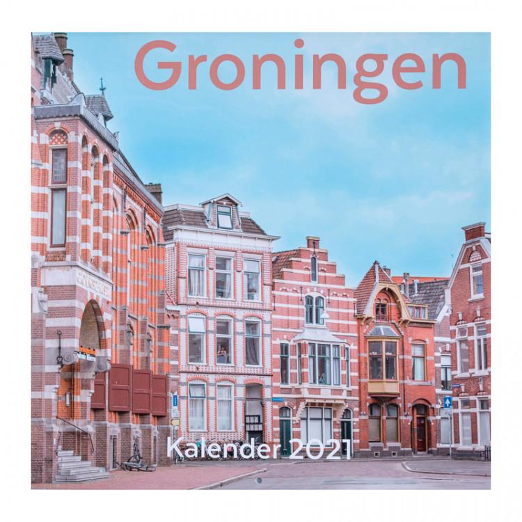 "Kalender 2021 ""Groningen"""