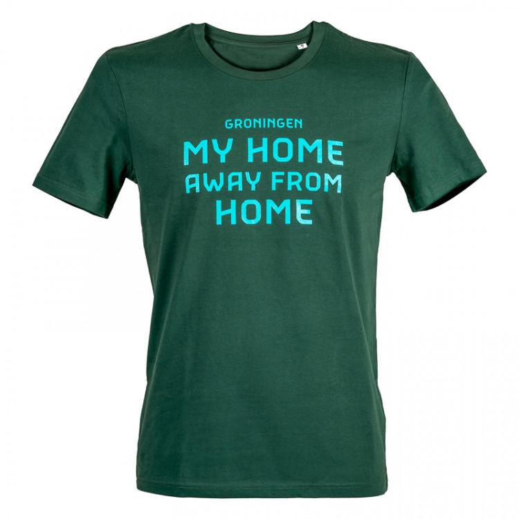 T-Shirt 'My Home'