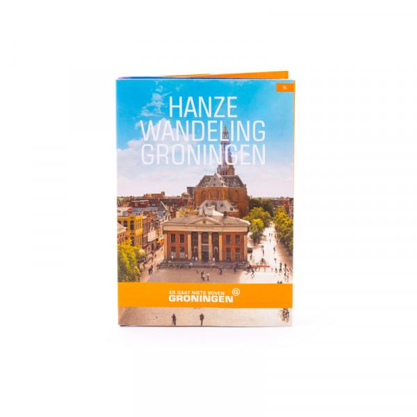 Hanze wandeling