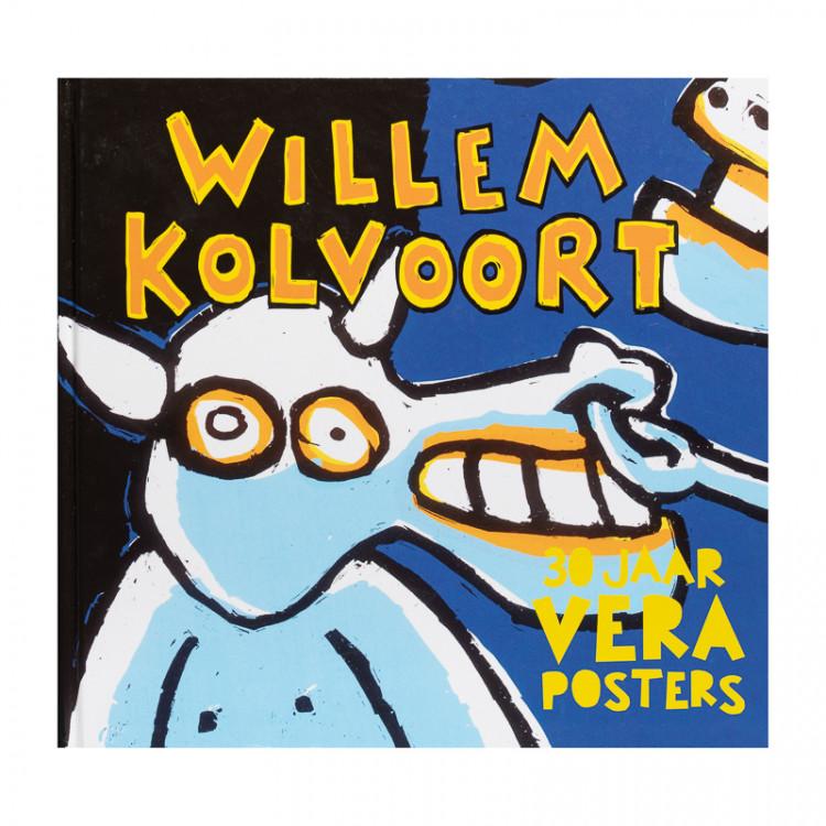 Willem Kolvoort; 30 jaar VERA posters