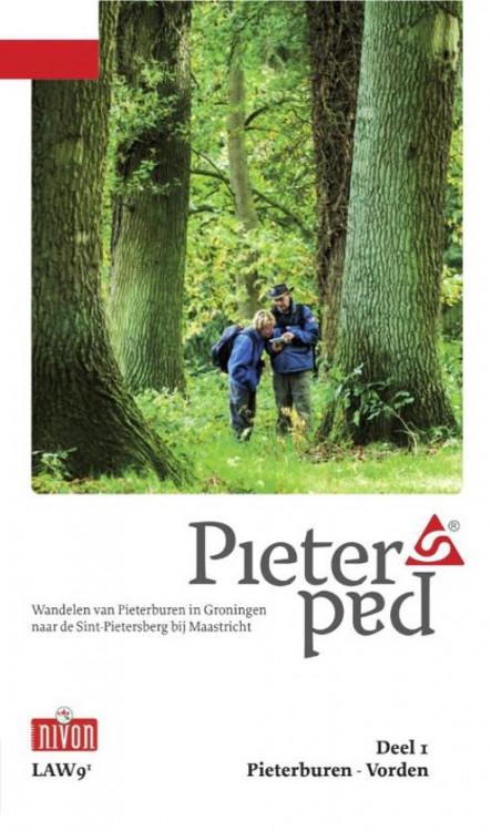 Routeboek Pieterpad deel 1