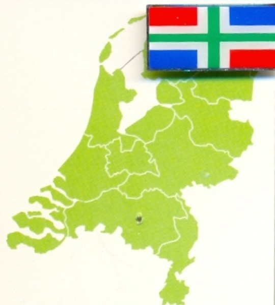 PIN Provincie vlag