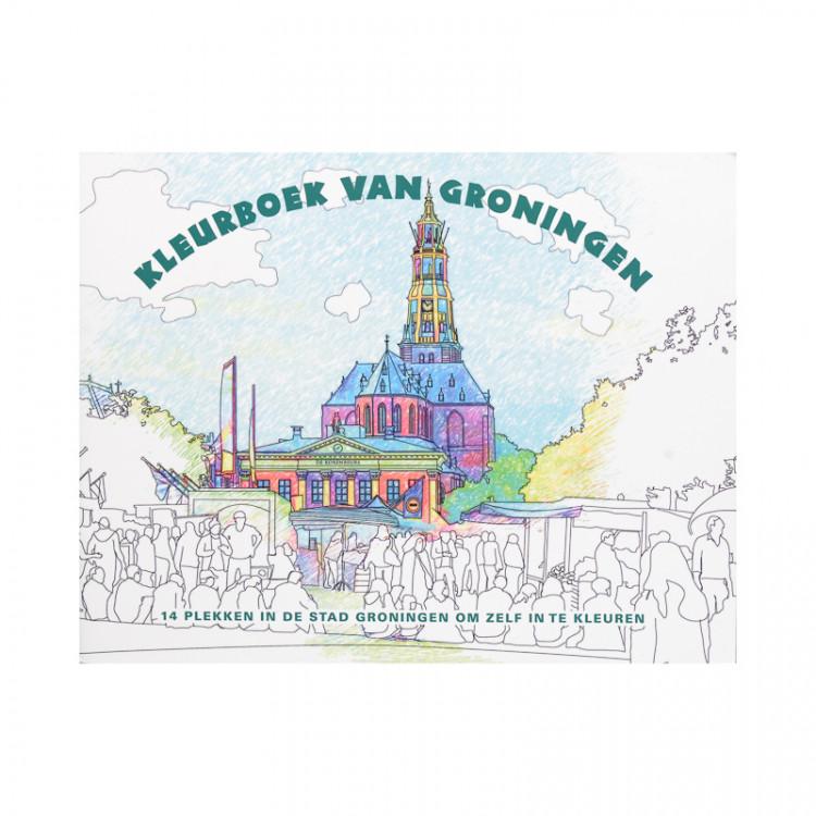 Kleurboek Groningen