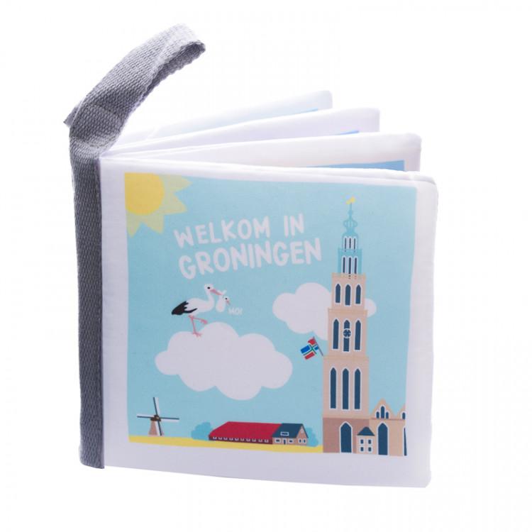 Babyboekje Groningen (met knisper)