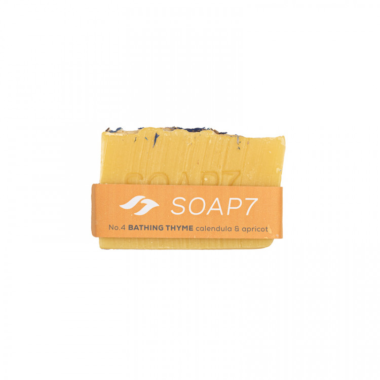 No. 4 Bathing Thyme (Soap 7)