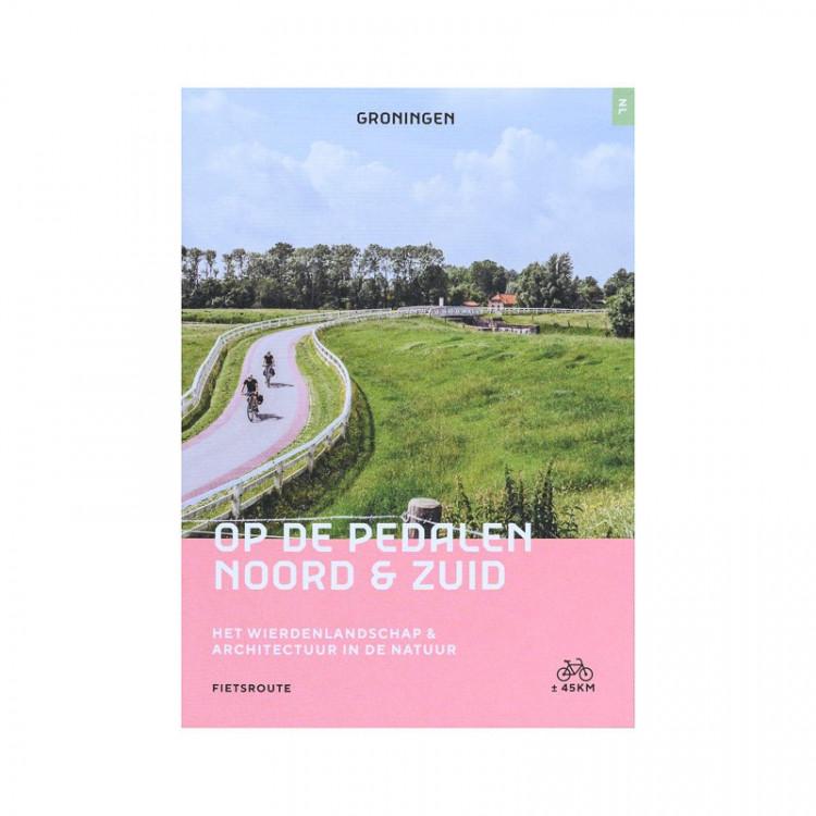 """Fietsroute """"Op de pedalen"""" noord & zuid"""