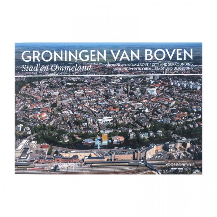 Groningen van boven