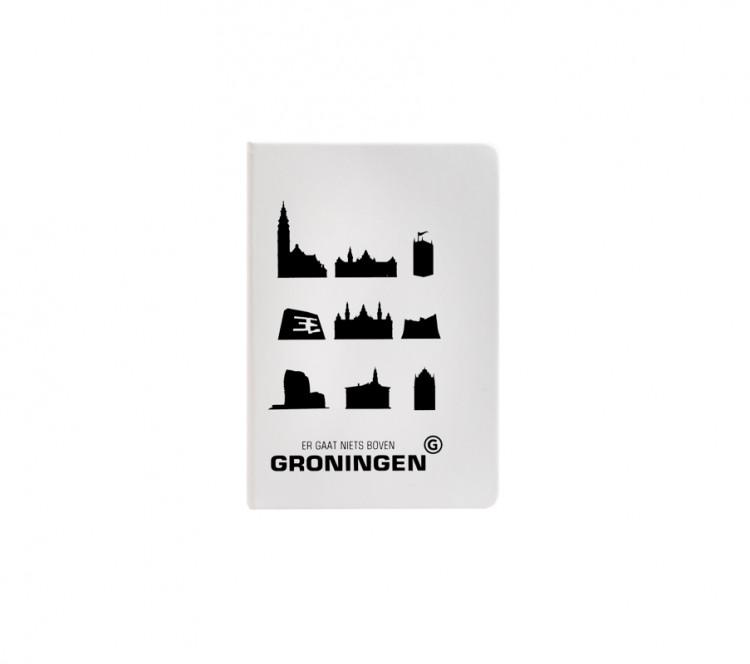 Notitieboekje Er gaat niets boven Groningen wit