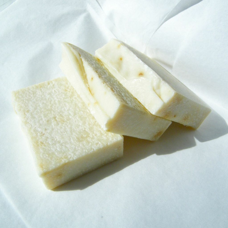 No.6 Lemon & Sea Salt (Soap 7)