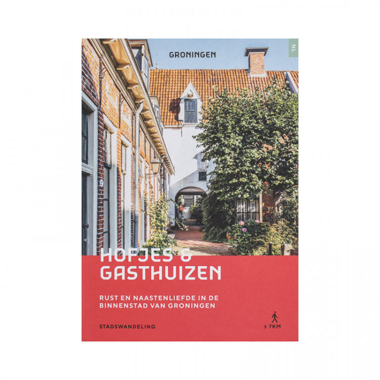 """Stadswandeling """"Hofjes & gasthuizen"""""""