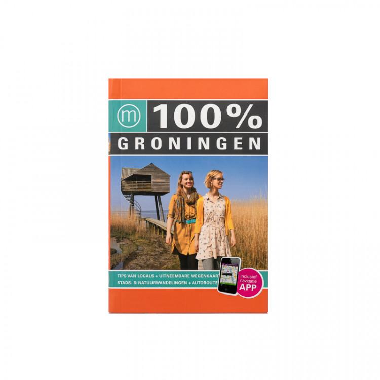 100% Reisgids Provincie Groningen
