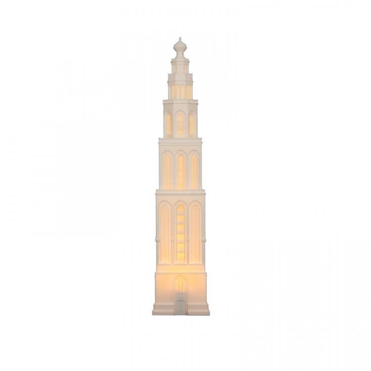 Martinitoren 3D licht