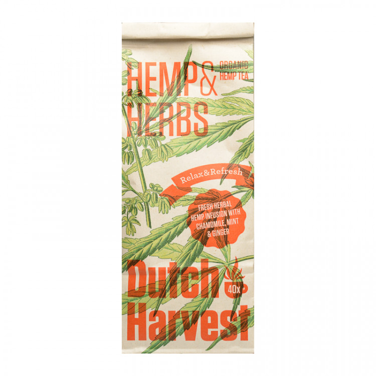 Dutch Harvest - Hemp & Herbs