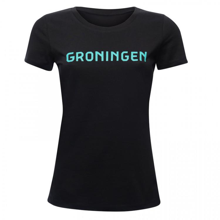 """T-shirt """"Groningen"""" dames"""