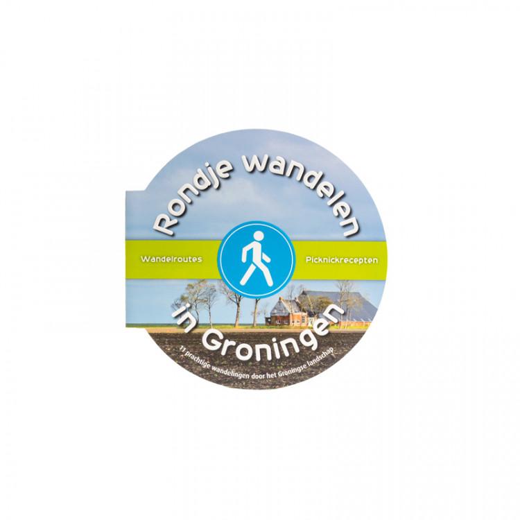 Rondje Groningen - wandelroutes