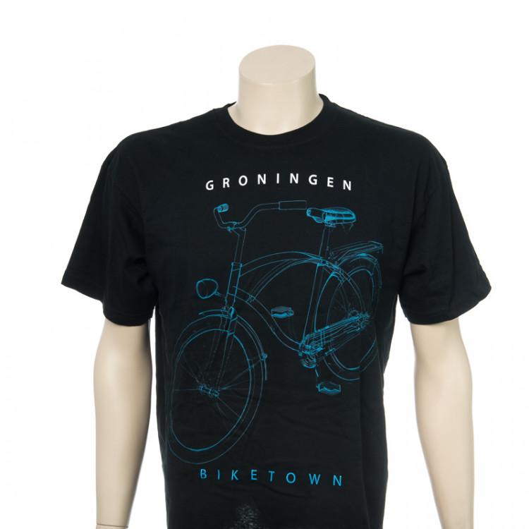 T-shirt Groningen X-Ray