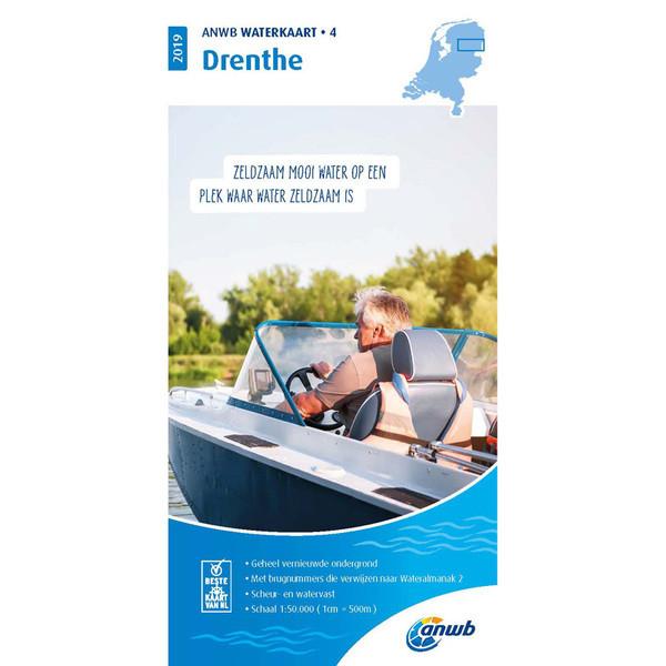 ANWB waterkaart Drenthe (4)