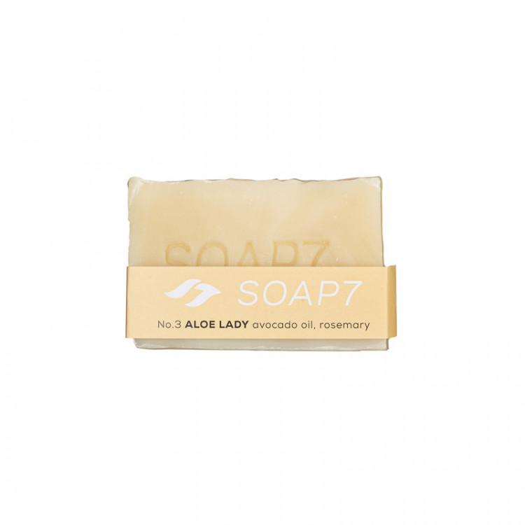 No. 3 Aloe Lady (Soap 7)