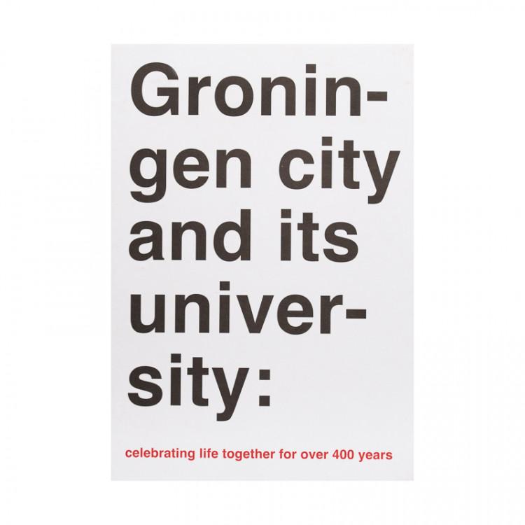 Groningen city and its University